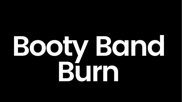 Foto van het Exercise On Demand programma: BOOTY BAND BURN
