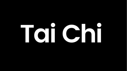 Foto van het Exercise On Demand programma: TAI CHI