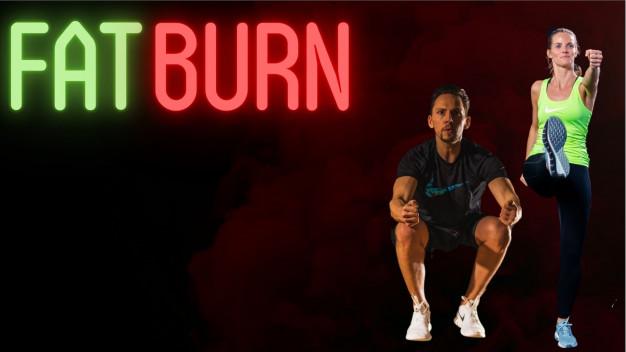 Foto van de Exercise On Demand les: FAT BURN - 3