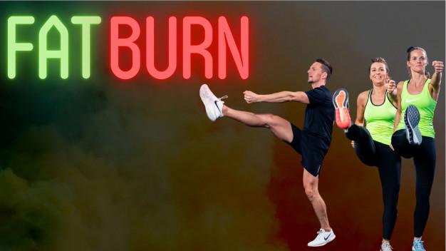 Foto van de Exercise On Demand les: FAT BURN - 5