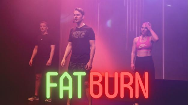 Foto van de Exercise On Demand les: FAT BURN - 6
