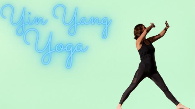 Foto van de Exercise On Demand les: YIN YANG YOGA - 3
