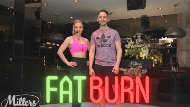 Foto van de Exercise On Demand les: FAT BURN - 9