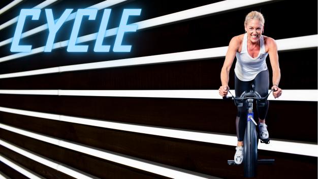 Foto van de Exercise On Demand les: CYCLE - 1