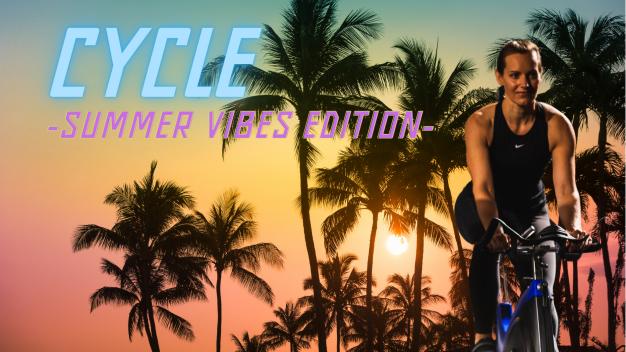 Foto van de Exercise On Demand les: CYCLE SUMMER VIBES