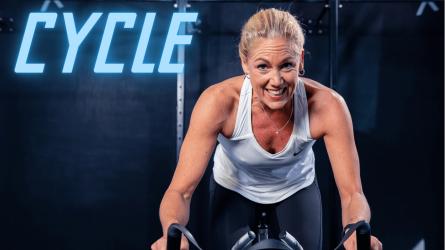 Foto van de Exercise On Demand les: CYCLE 2