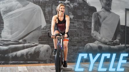 Foto van de Exercise On Demand les: CYCLE 4